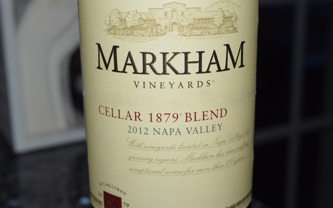Markham Cellar 1879 Blend