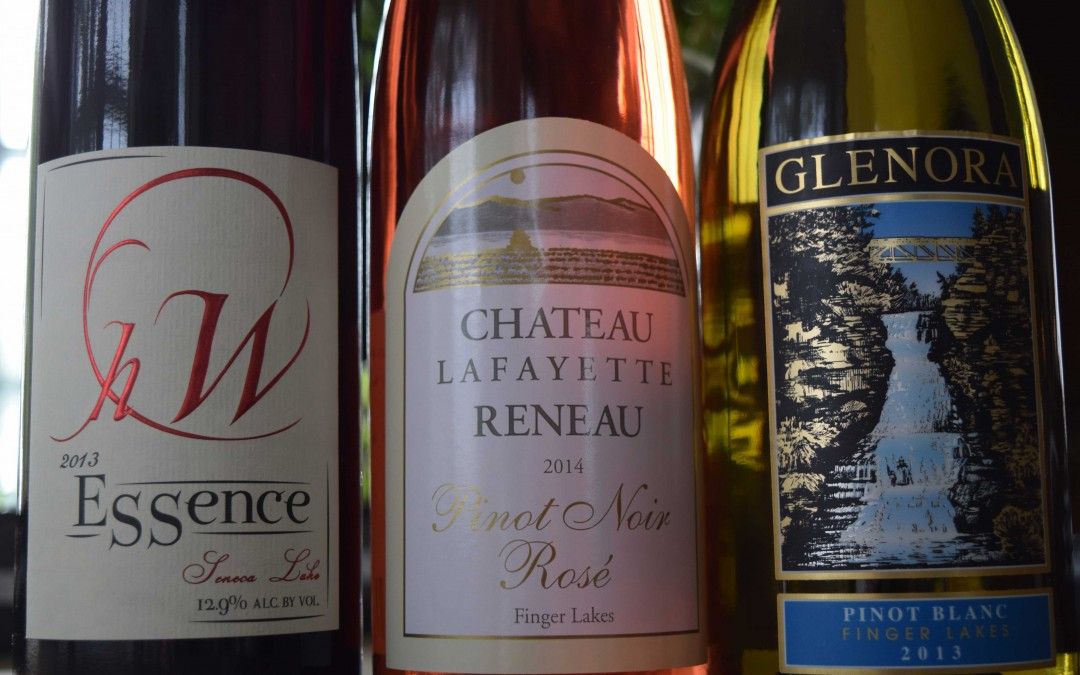 Celebrate Finger Lakes Wine Month With These 3 Great Wines