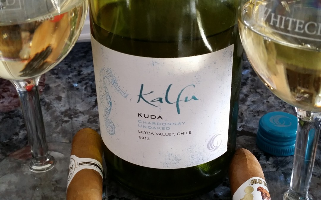 Wine Review: Kalfu Kuda 2013 Chardonnay