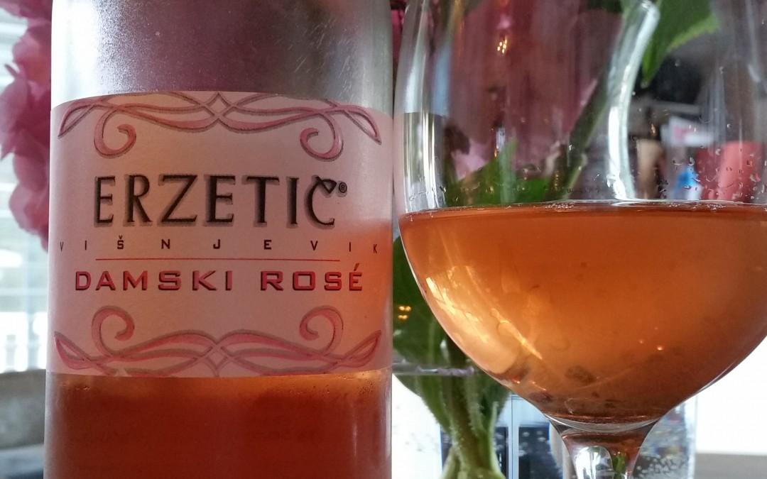 Summer of Rosé: Erzetič Winery