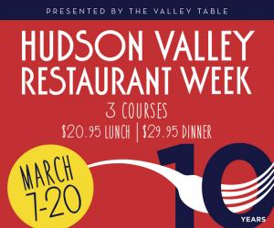 10th Anniversary of Hudson Valley Restaurant Week Kickoff on Periscope