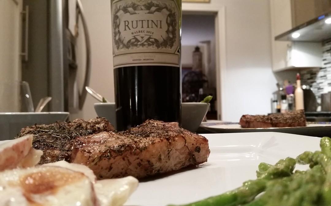 A Taste of Rutini Wines