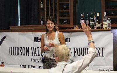 Join Me September 10 & 11 At The Hudson Valley Wine & Food Festival