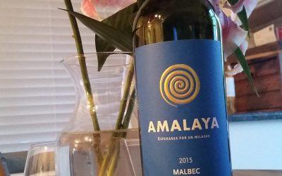 Debate #2 with Amalaya Malbec