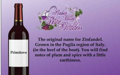 Wine Word Wednesday: Primitovo