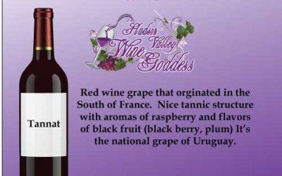 Wine Word Wednesday: Tannat