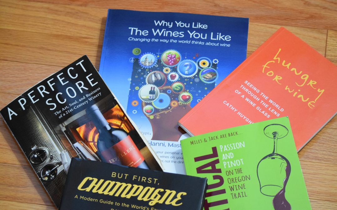 2016 Holiday Gift Guide – Books and More for the Wine Lover