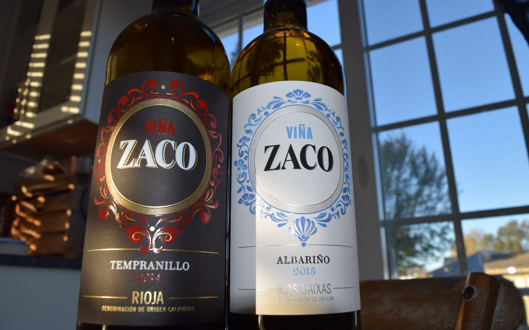 Holiday Baking with Vina Zaco Wines