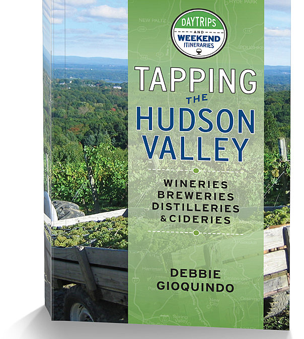 """Tapping The Hudson Valley"" Cover Revealed and Pre-Order Opportunity"