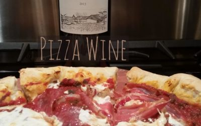 Wine Review: Pizza and  Chionetti