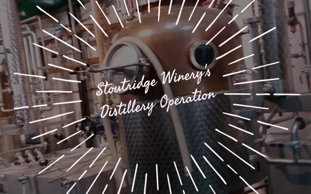 Stoutridge Winery to Open Distillery