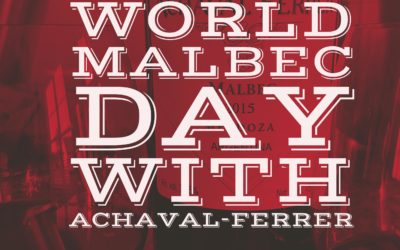 Celebrate World Malbec Day with Achaval-Ferrer