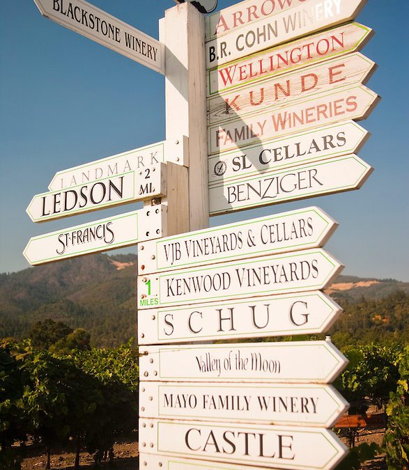 Wine Touring Tips