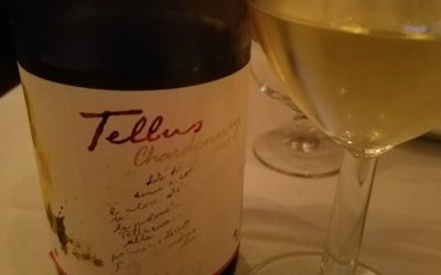 Tellus Unoaked Chardonnay from Umbria