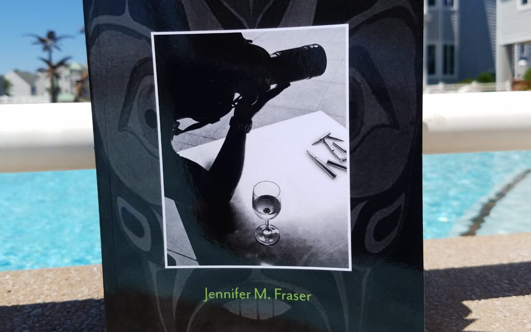 Book Review: Crush – A Wine Thriller by Jennifer M. Fraser