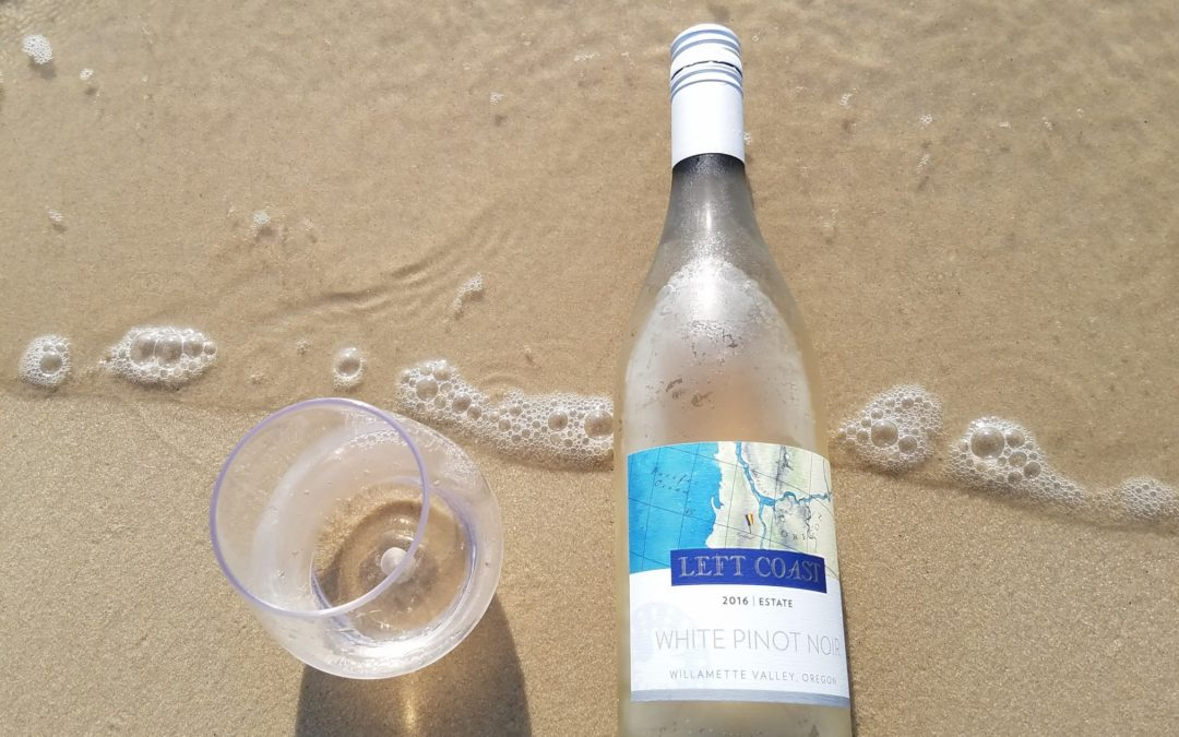 Have You Tasted White Pinot Noir?