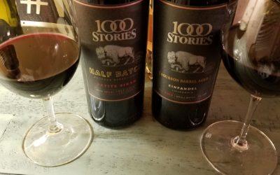 Bourbon Barrels and Wine