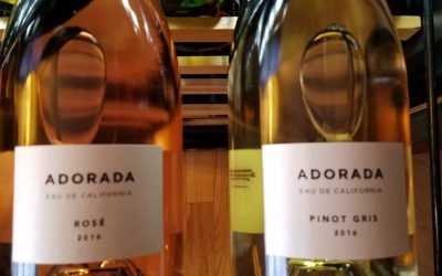 Awaken your Senses with Adorada Wines