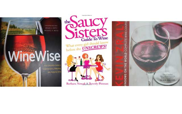 3 Books for the Wine Lover on your List