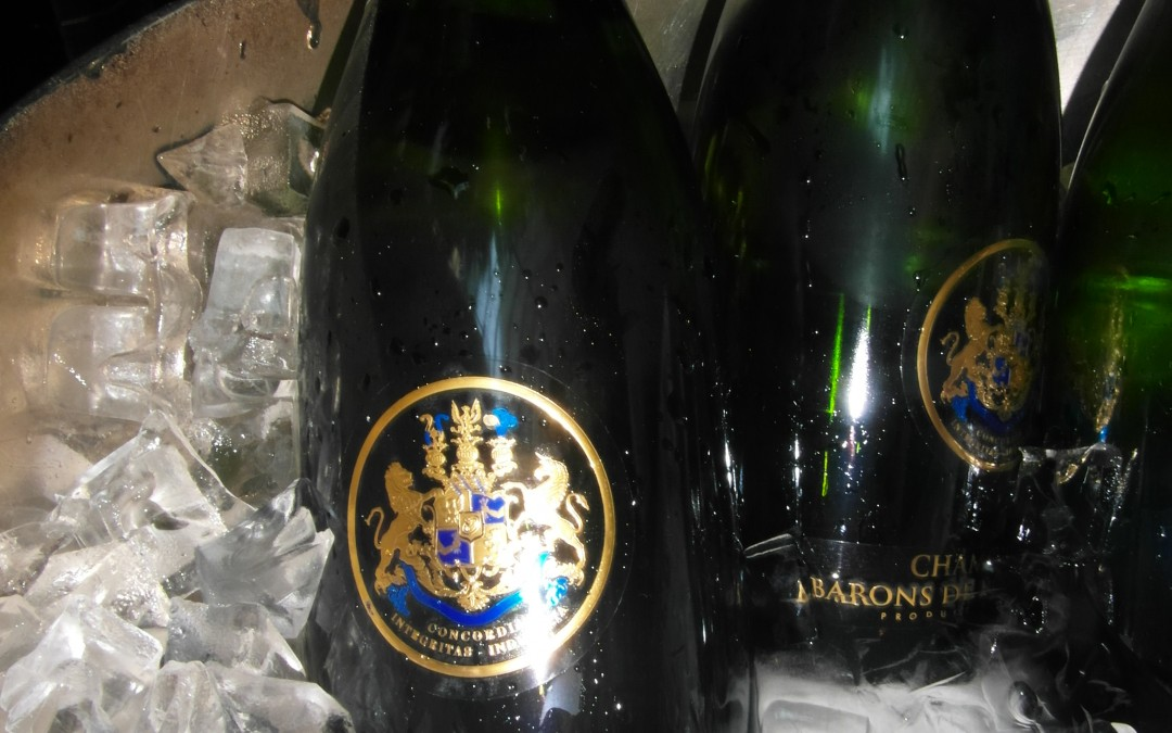 The Grapes of Champagne
