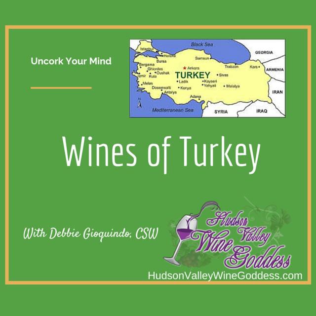 Podcast: Wines of Turkey