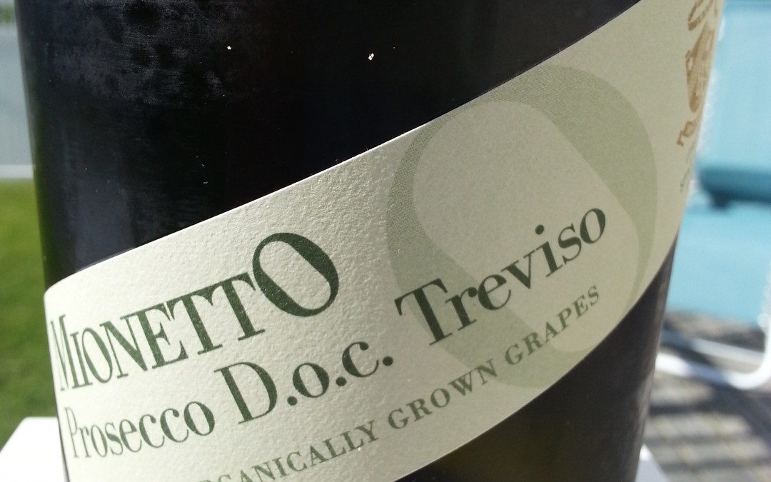 Mionetto's Prosecco With Organically Grown Grapes