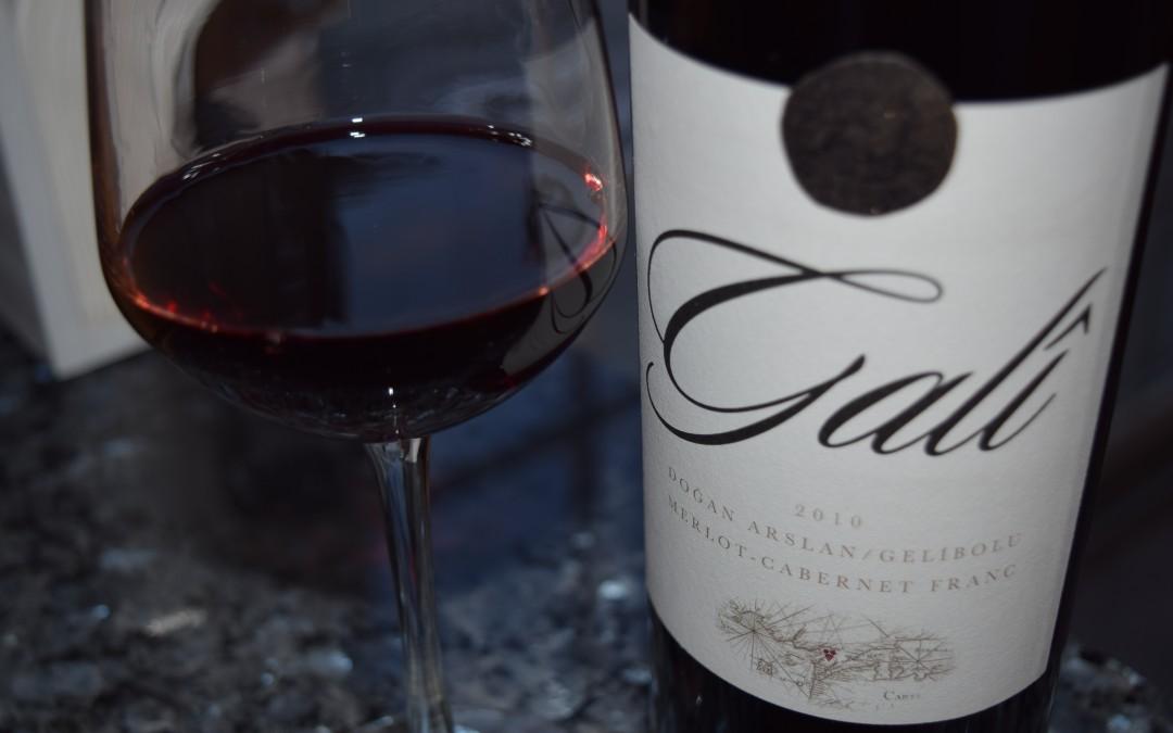 Tasting Turkish Wines