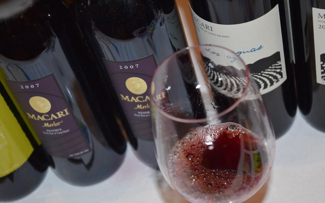 Long Island Wine Country: Macari Vineyards