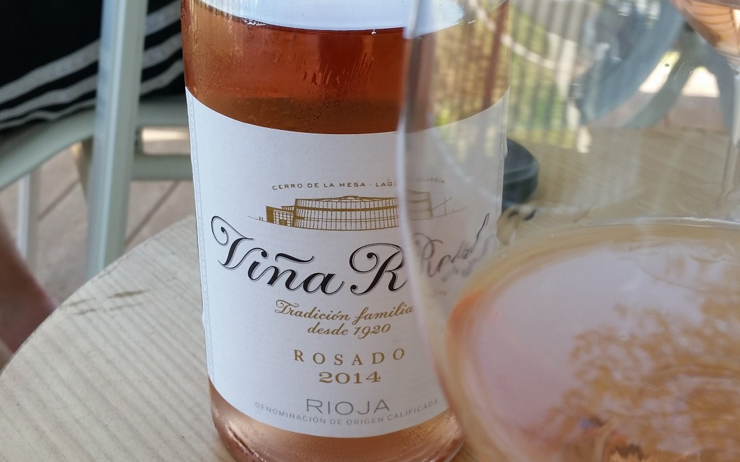 Wine Review: Vina Real 2014 Rosado