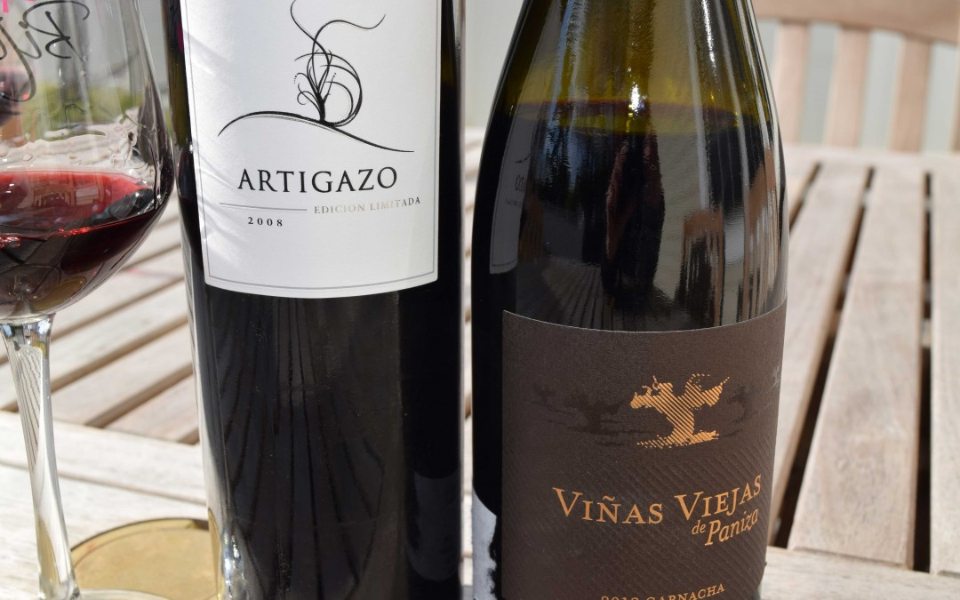 The Wines of Bodegas Paniza