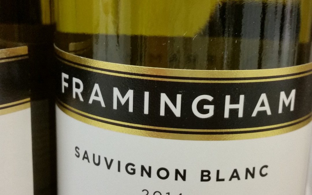 Wines of New Zealand: Framingham Wines