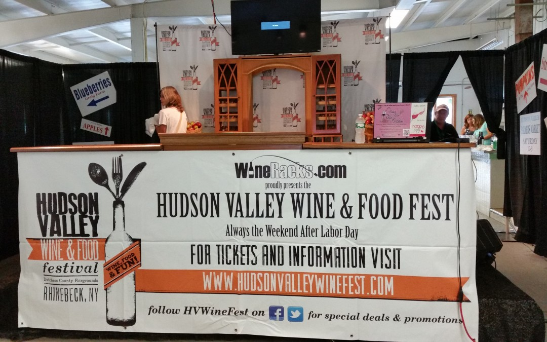 Inside the Hudson Valley Wine Competition