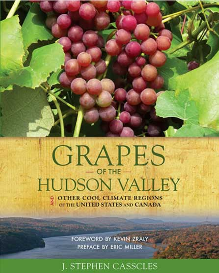 Get to Know the Grapes of the Hudson Valley with Steve Casscles