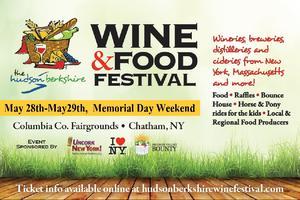 Kick Off Summer At The Hudson Berkshire Wine & Food Festival