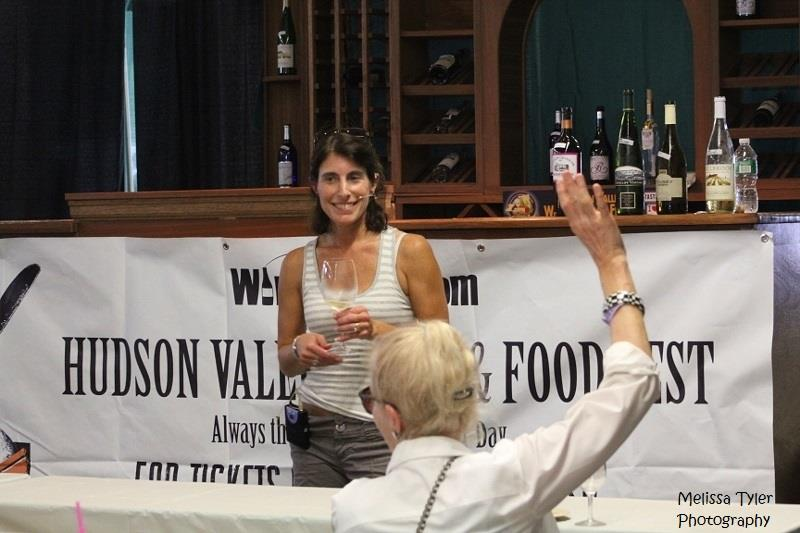 Join Me September 10 & 11 At The Hudson Valley Wine & Food Festival