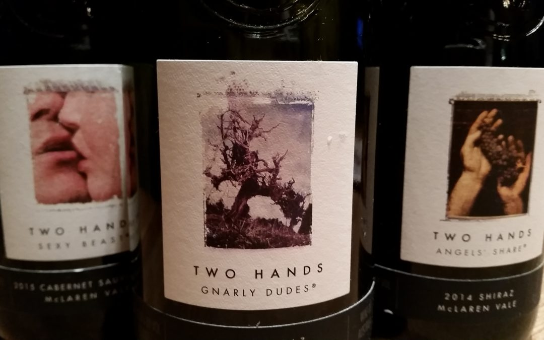 Heading Down-Under with Two Hands