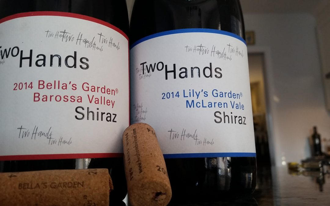 The Gardens of Two Hands Wine