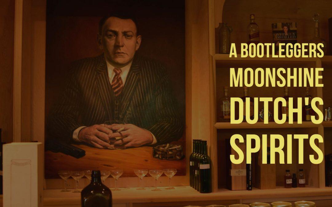 A Bootleggers Moonshine
