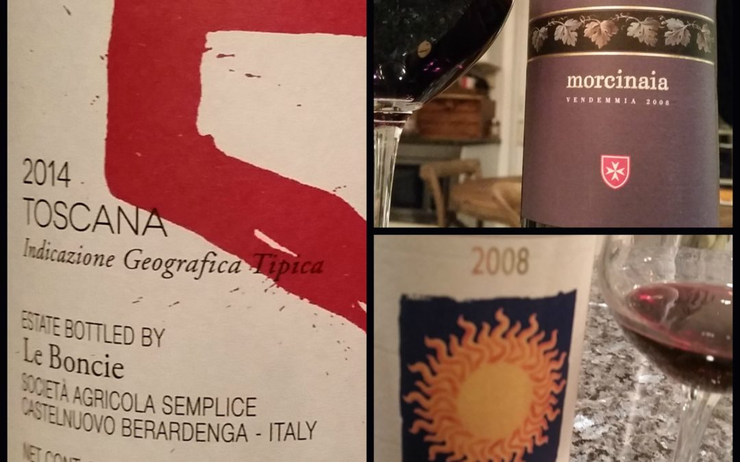 Italian Wine Classification – What Does it Mean?