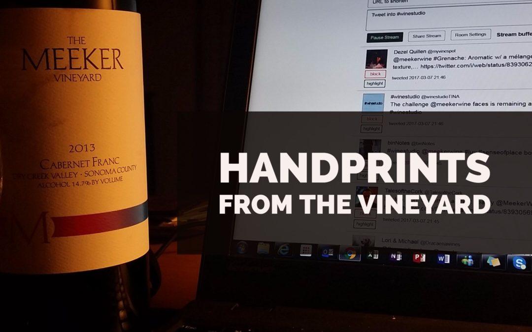 Handprints from the Vineyard