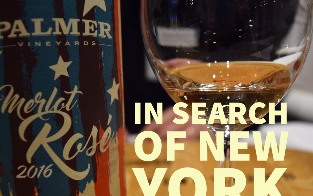 In Search of New York Merlot