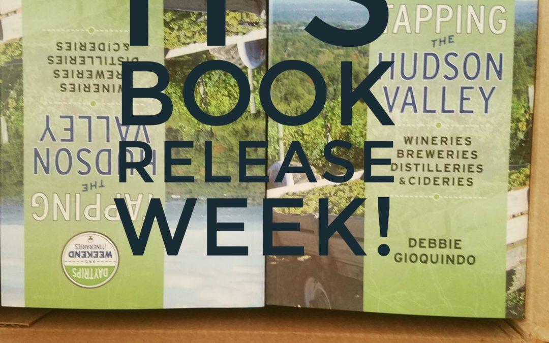 It's Book Release Week!
