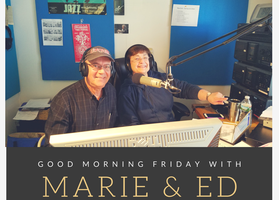 On the Radio with Marie & Ed
