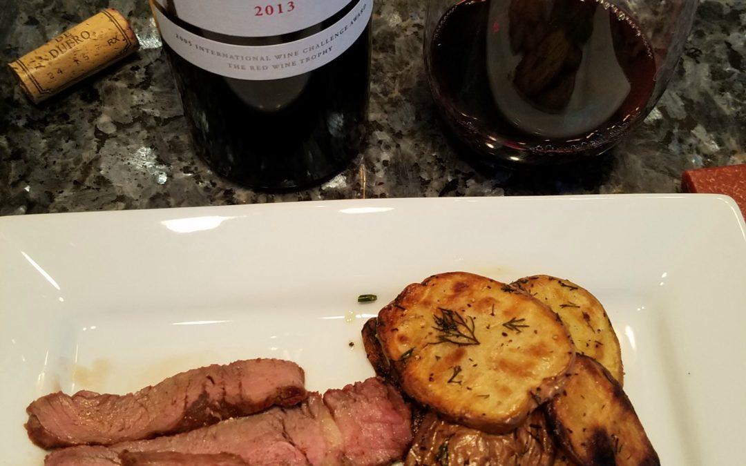 Pairing Steak with Tempranillo