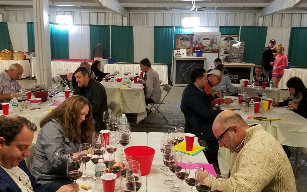 2017 Hudson Valley Wine & Spirits Competition Results