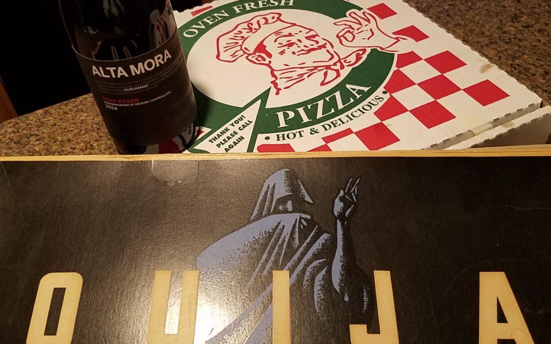 Wine and Ouija Board