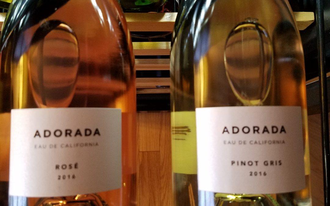 Awaken your Senses with Adorada Wines