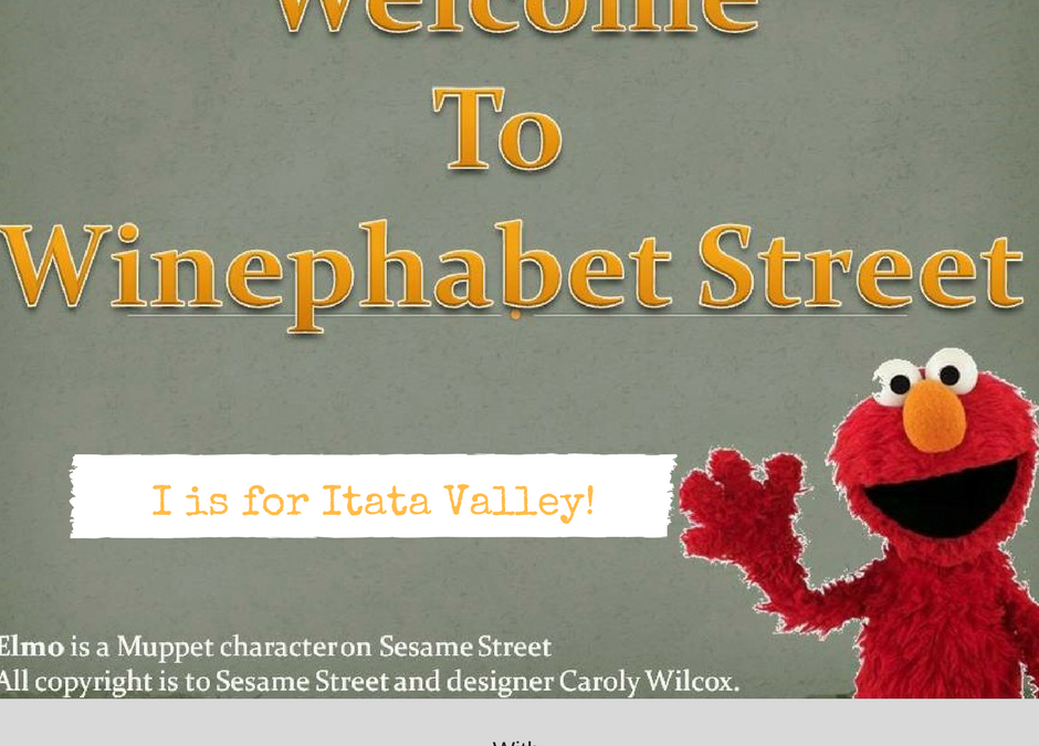 Winephabet Street Season 1 Episode 9 I is for Itata
