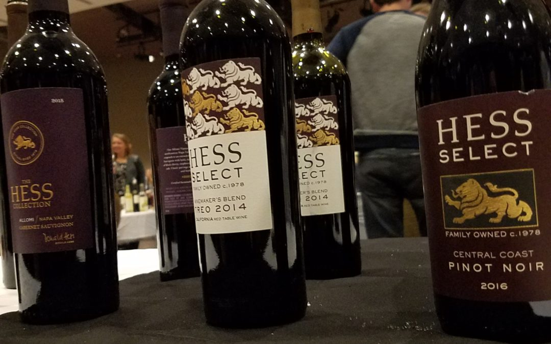 Exploring Hess Collection Wines