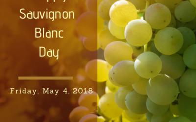 Happy Sauvignon Blanc Day